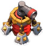 Air Sweeper - Clash of Clans