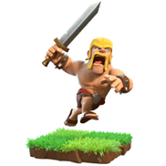 Barbarian - Clash of Clans