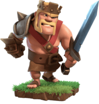 Barbarian King - Clash of Clans