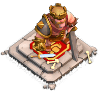 Barbarian King Altar - Clash of Clans