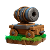 Cannon Cart - Clash of Clans
