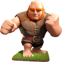 Giant - Clash of Clans