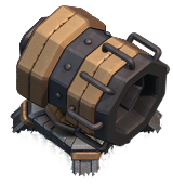 Giant Cannon - Clash of Clans