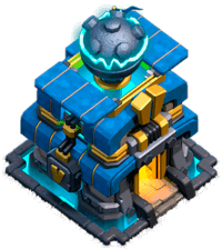Giga Tesla - Clash of Clans
