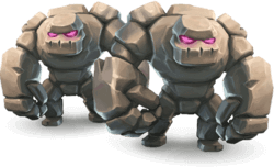 Golem/Golemite - Clash of Clans