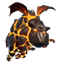 Lava Hound - Clash of Clans