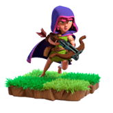 Sneaky Archer - Clash of Clans