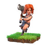 Valkyrie - Clash of Clans