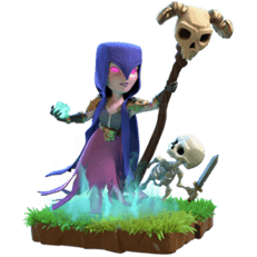 Witch - Clash of Clans