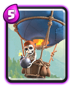 Balloon - Clash Royale