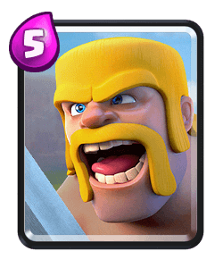 Barbarians - Clash Royale