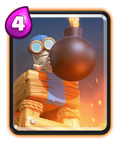Best Decks of Bomb Tower - Clash Royale