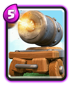 Cannon Cart - Clash Royale