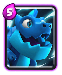 Electro Dragon - Clash Royale