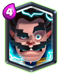 Electro Wizard - Clash Royale