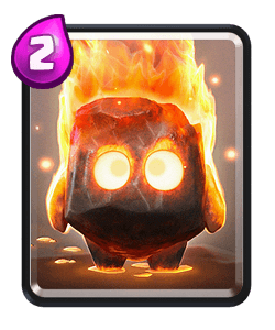 Fire Spirits - Clash Royale
