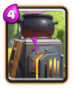 Best Decks of Furnace - Clash Royale
