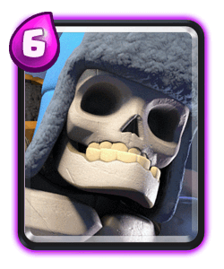 Giant Skeleton - Clash Royale