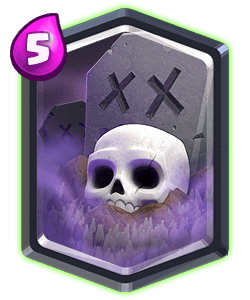 Best Decks of Graveyard - Clash Royale