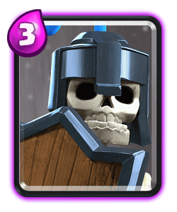 Guards - Clash Royale