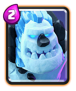 Ice Golem - Clash Royale