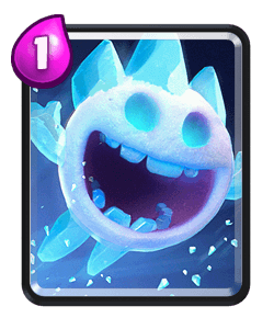 Ice Spirit - Clash Royale