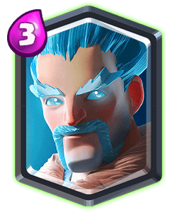 Ice Wizard - Clash Royale