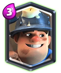 Miner - Clash Royale