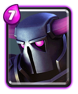 Best Decks of P.E.K.K.A - Clash Royale