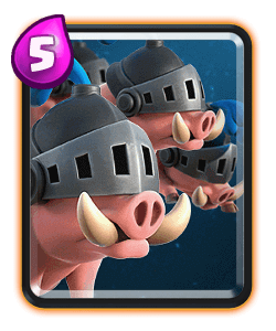 Best Decks of Royal Hogs - Clash Royale
