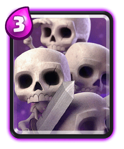 Skeleton Army - Clash Royale