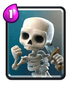 Skeletons - Clash Royale