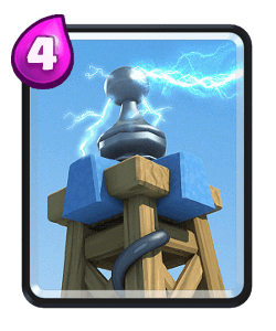 Best Decks of Tesla - Clash Royale