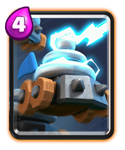 Best Decks of Zappies - Clash Royale