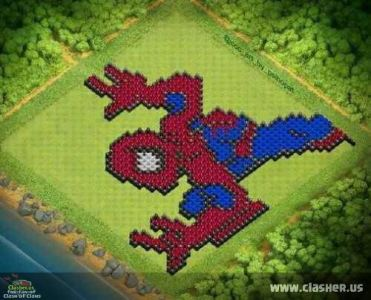 Funny Base Layouts Clash Of Clans Clasher Us