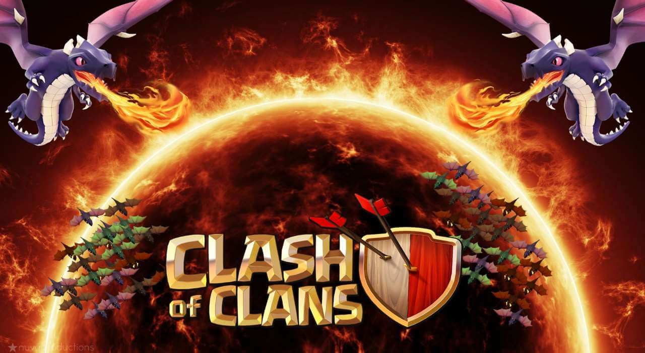 Wallpaper Clash Of Clans 109 Clasher Us